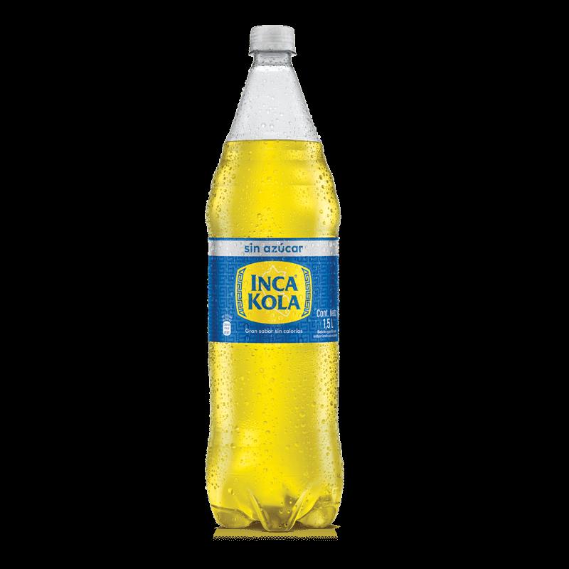Inca Kola S/Azucar 1.5 Lt